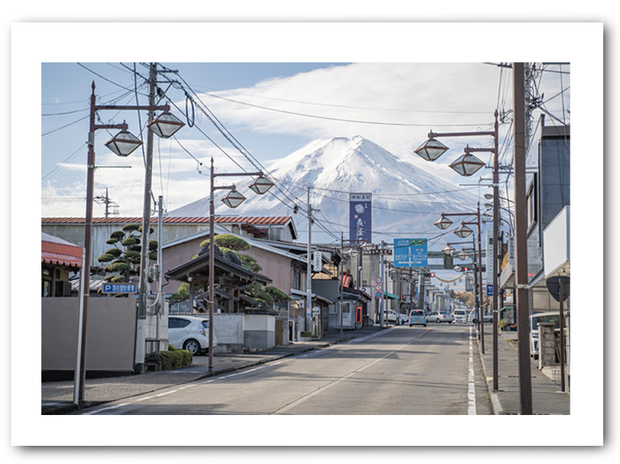 Fine Art Print. Print, Photography, Japan, Fuji, Mount Fuji