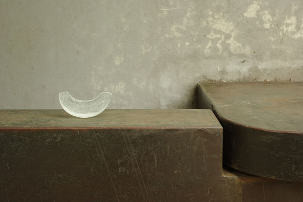 Still life with Melon - Masami Hirohata