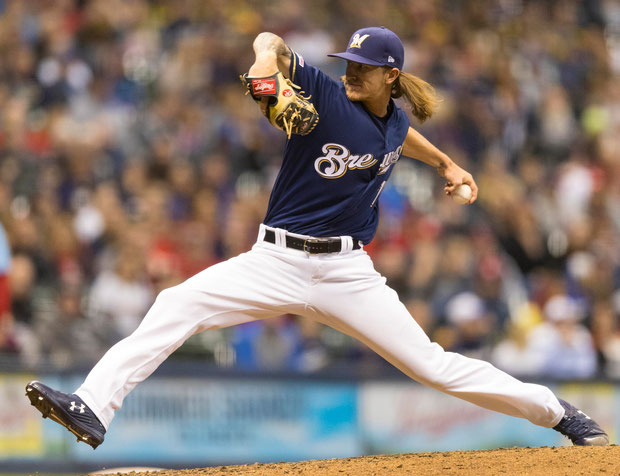 Josh Hader (JEFF HANISCH-USA TODAY SPORTS)