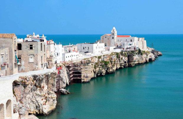 Apulien : die schönsten Orte in Italien