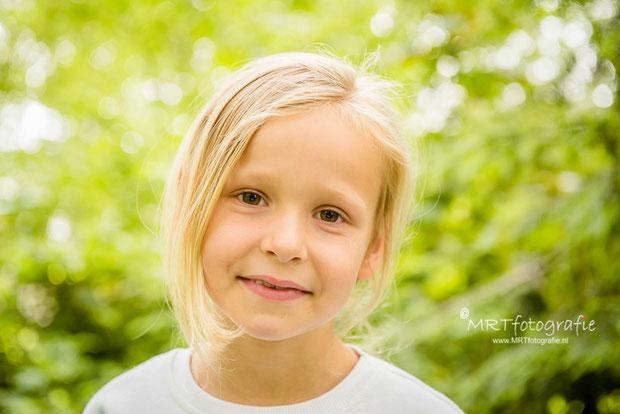 Portretfotografie, horizontale foto