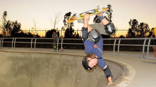 Jeff Hedgess - Skateboardbusiness.de