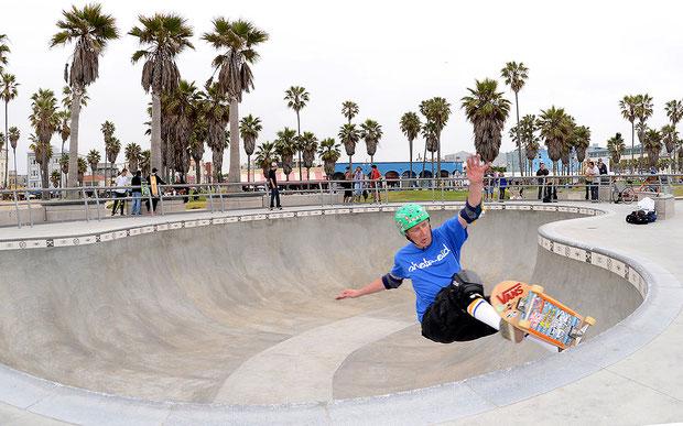 Venice Beach Skatepark, Starsky