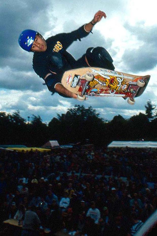 Steve Caballero, Skateboardbusiness.de