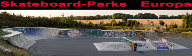 Skateboard-Parks aus Europa