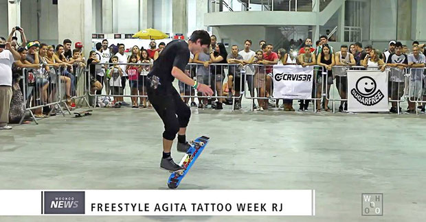 Guenter Mokulys / Big Rio Freestyle Contest 2015