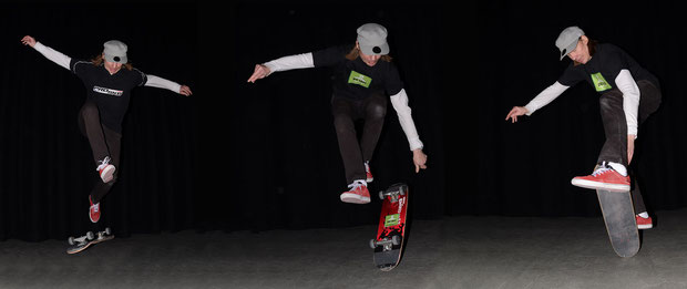 360° Kickflip, One-eighty Fingerflip, 50/50 von Lillis