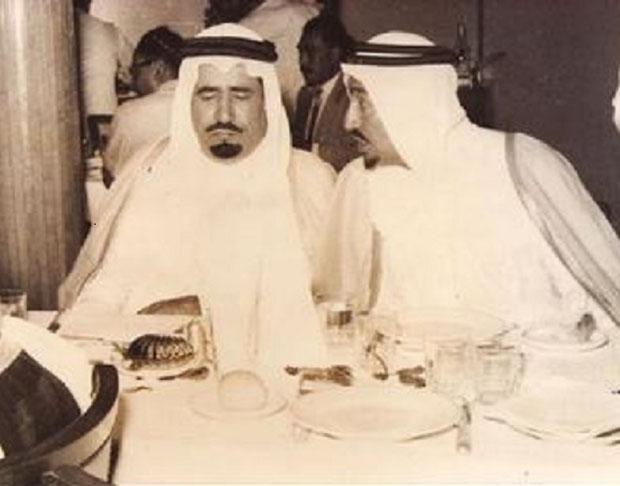 Pce MOHAMMED bin ABDULAZIZ AL SAUD et  Pce MOHAMMED bin SAUD AL-KABEER AL SAUD