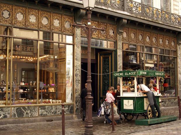 27 rue ESQUERMOISE. Philippe Joseph Wulfran ROLLEZ REVOLUTIONNA LILLE AVEC SES GLACES dès 1773.