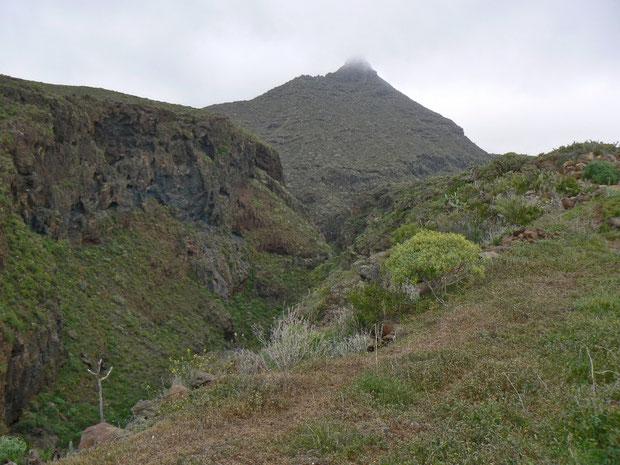 Barranco del Rey bei Arona