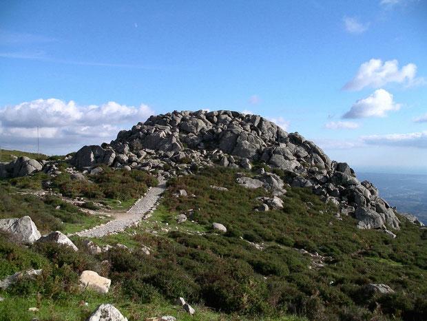 Sierra de Monchique Gipfel