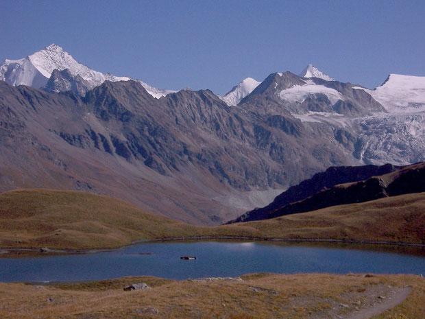 Lac des Autannes (2686 m)