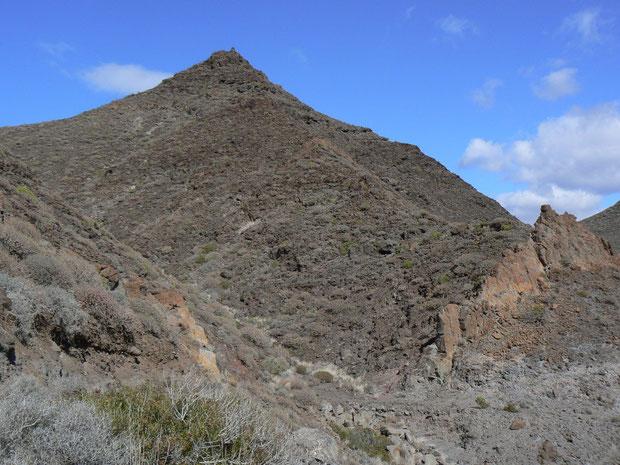 Montaña Tablada, Punta de Aldea