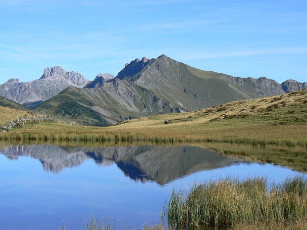Col du Pillon Lac Vieux