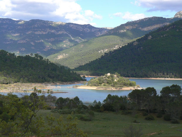 Embalse del Tranco