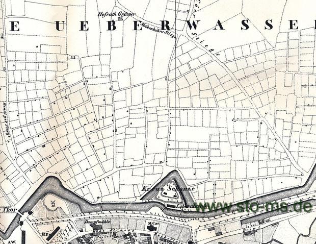 Kartenausschnitt 1839 - 6222.284.15