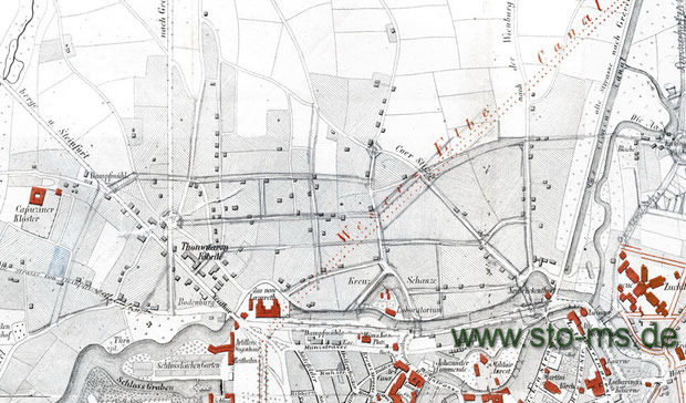 Kartenausschnitt 1864 - 6222.284.15