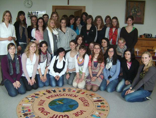 globales Lernen mit Frau Michaela Berger beim SPS-Kurs Bauknecht
