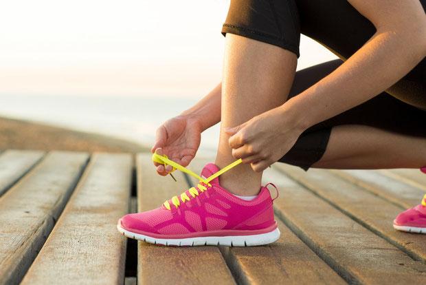 Sport, Outdoor, Outdoorsport, Turnschuhe, Laufschuhe, Bewegung, gesund, Laufen, Freude, Spaß, Gesundheit