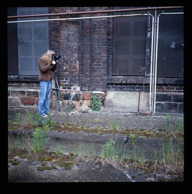Das Portrait eines Fotografen          (2007) - Foto: Achim Sünnemann