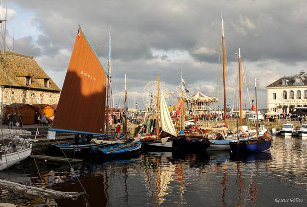 Le Vieux Bassin à Honfleur