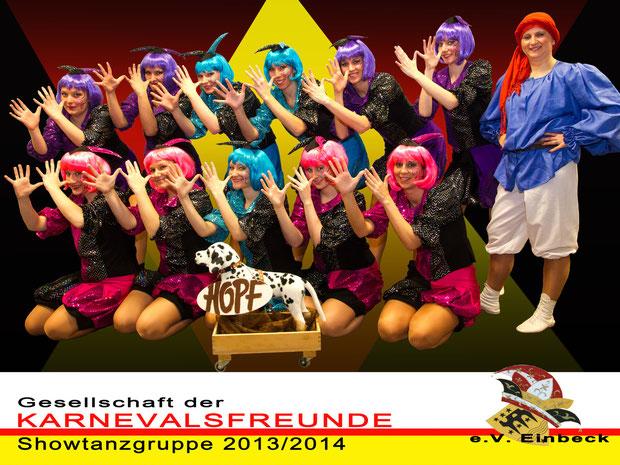 Showtanz 2013/2014