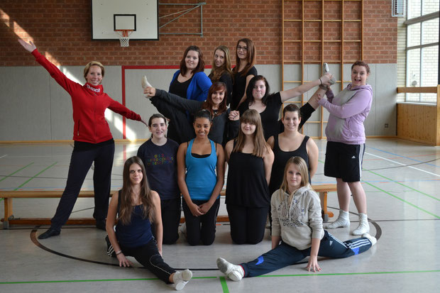 Jugendshowtanzgruppe der Gesellschaft der Karnevalsfreunde e.V.Einbeck