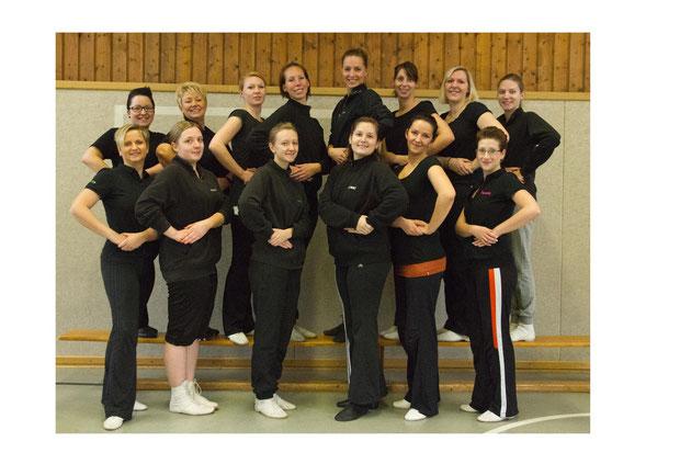 Workshop der Damengarde 2014