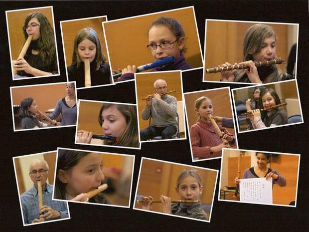 Music school of Alès (2010) - © Valérie Pouliquen