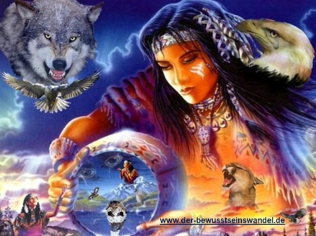Der Schamanismus ist ein jahrhundertealtes System magischer Geheimlehren.