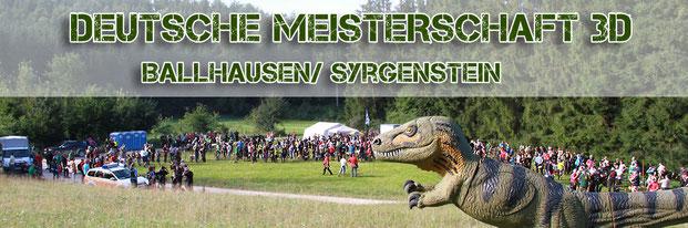 Deutsche Meisterschaft in Ballhausen am 13.-14.08.2016 mit Uwe Schönfisch & Paul Günther