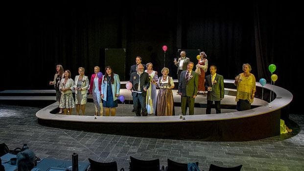 Szenenfoto Theater Molln 2019, Ensemble (c) Jack Haijes