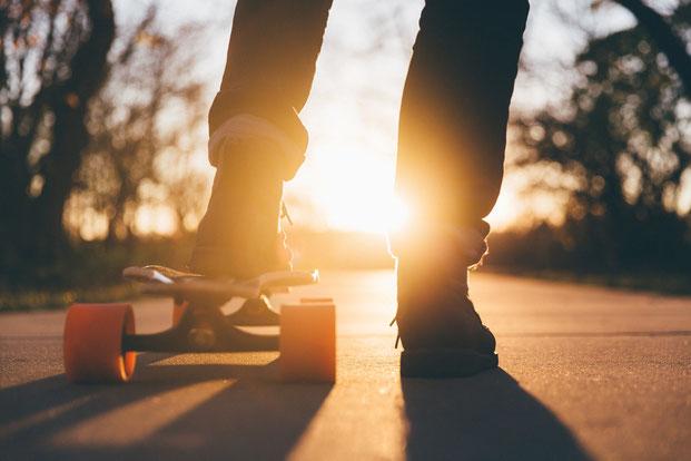 Skateboard, Longboard, Pennyboard