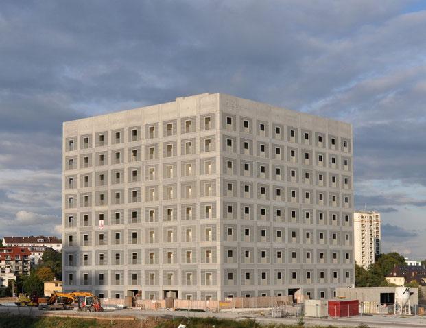 Строительство Европейского квартала квартала продолжается до сих пор (credits: Wikimedia Common)
