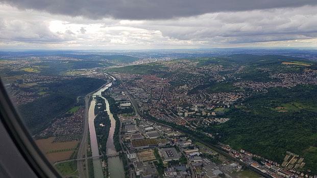 Неказистая на первый взгляд панорама Штутгарта обманчива и таит много приятных сюрпризов