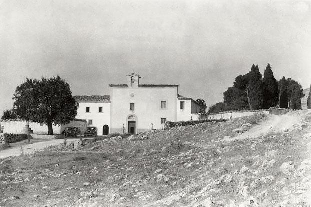 convento San Giovanni Rotondo 1916