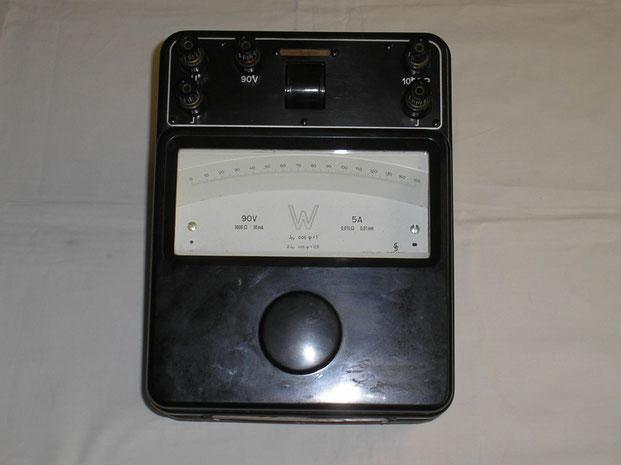 Lichtmarken - Galvanometer von Siemens & Halske. Herstellungsjahr 1938