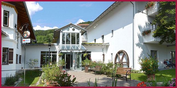 Alten- und Seniorenheim, Haus am Steinbach in Nußdorf am Inn