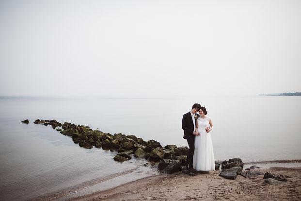 Paarfotos Timmendorf Hochzeit Ostsee