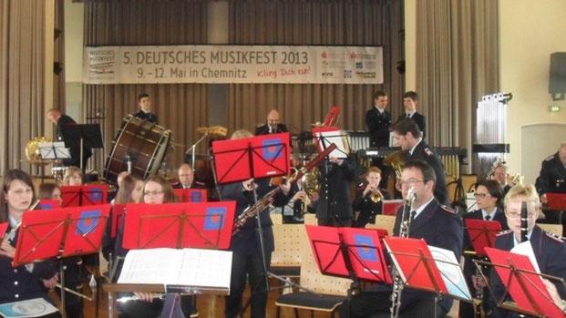 DMF Chemnitz: kurz vor dem Wertungsspiel