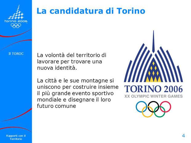 logo torino 2006 giochi olimpici invernali creato da giorgetto giugiaro