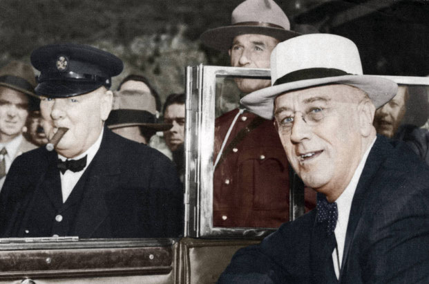 President F. Roosevelt and British Prime Minister Winston Churchill were two iconic users of Panama hats