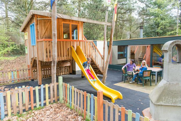 Center Parcs kindercottage