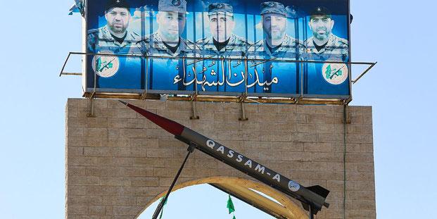 Qassam, Nahost-Konflikt, UN, Demo, Frankfurt, München, Berlin, Köln, Düsseldorf