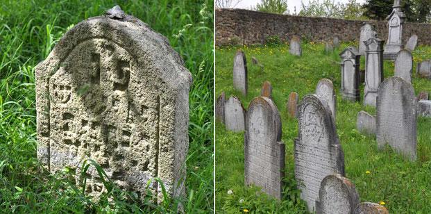 Denkmalpflege, Friedhöfe, jüdisch, Tschechien, Tschechei, Jüdische Friedhöfe