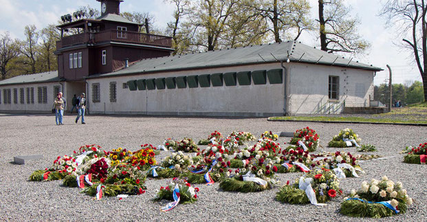 KZ Buchenwald. Foto: Derv Eloper / CC BY-SA (https://creativecommons.org/licenses/by-sa/3.0)