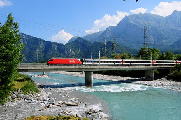 Bahnfotos Schweiz
