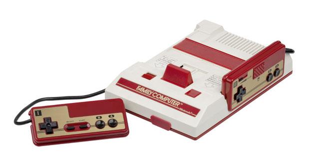 Nintendo Family Computer (Famicom), 1983