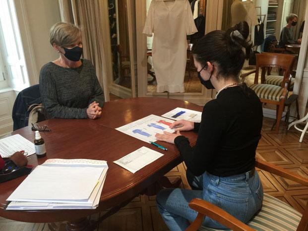 Lehrabschlussprüfung LU Couture