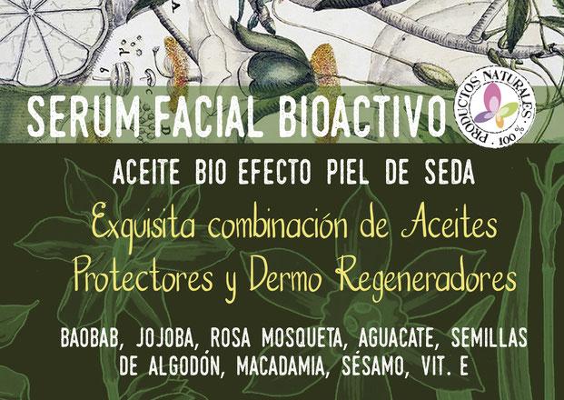 sérum ácido hialurónico-cosmética natural ecológica